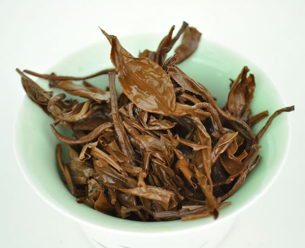 Bu Lang Mountain Black Tea from Menghai * Spring 2017
