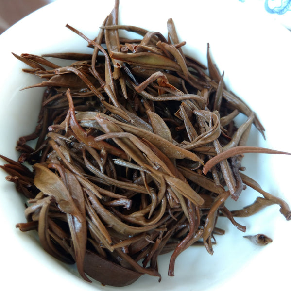 Feng Qing Gold Tips Pure Bud Black Tea * Spring 2016 - Yunnan Sourcing Tea Shop