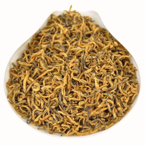 Pure Gold Jin Jun Mei Black Tea of Tong Mu Guan Village * Spring 2018