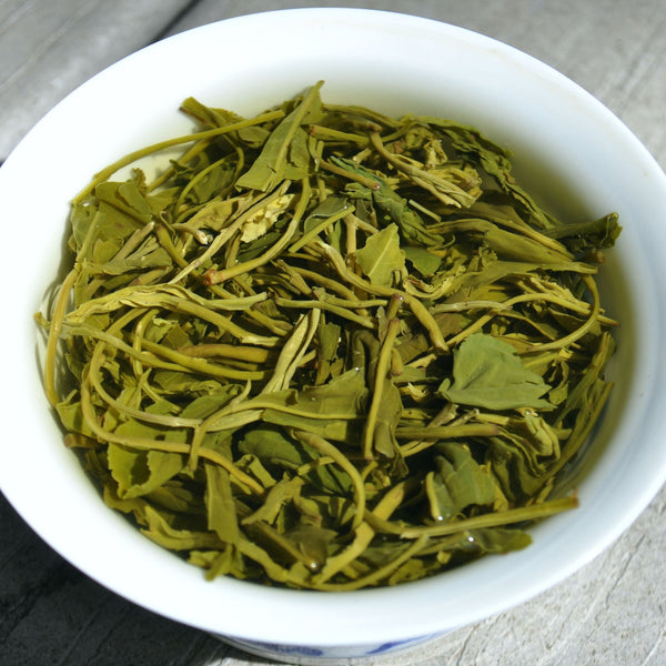 Classic Laoshan Green Tea from Shandong * Spring 2018