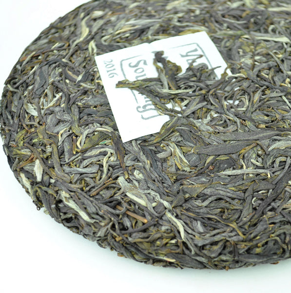 "2016 Yunnan Sourcing ""Bang Dong Village"" Raw Pu-erh Tea Cake"