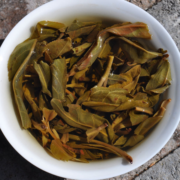 "2016 Yunnan Sourcing ""Nuo Wu Village"" Raw Pu-erh Tea"