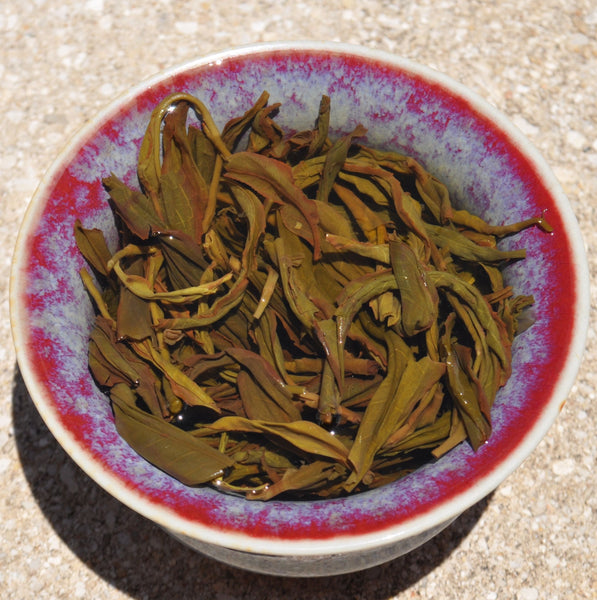 Old Tree Shui Xian Varietal Dan Cong Oolong Tea from Feng Xi * Spring 2018