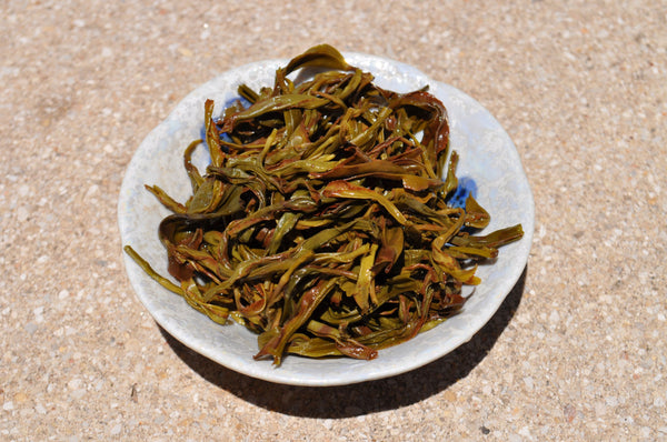 "High Mountain ""Xiong Di Zai"" Small Batch Dan Cong Oolong Tea * Spring 2018"