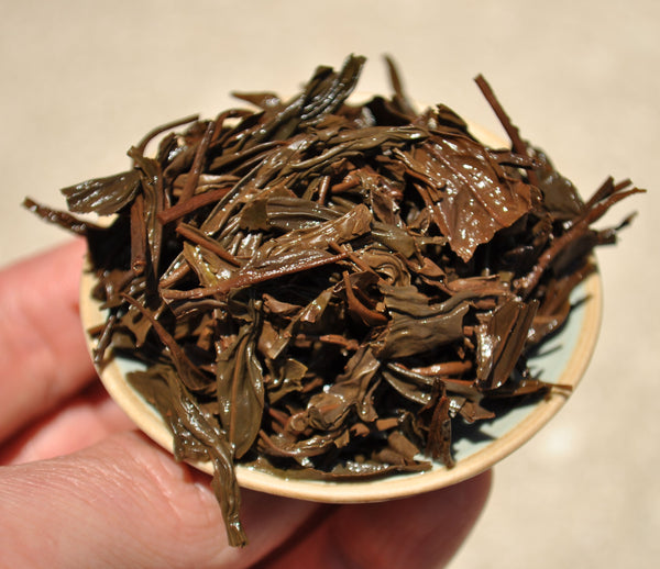 Sweet Potato Zheng Shan Xiao Zhong Black Tea * Spring 2018