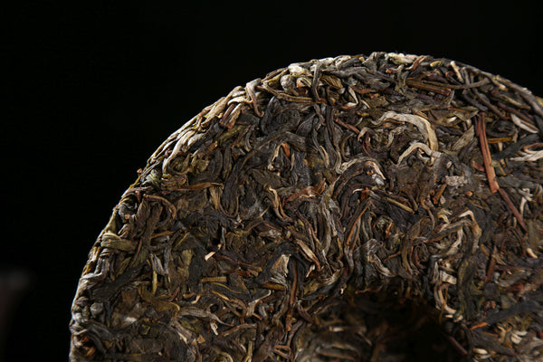 "2019 Yunnan Sourcing ""Mengku Impression"" Raw Pu-erh Tea Cake"