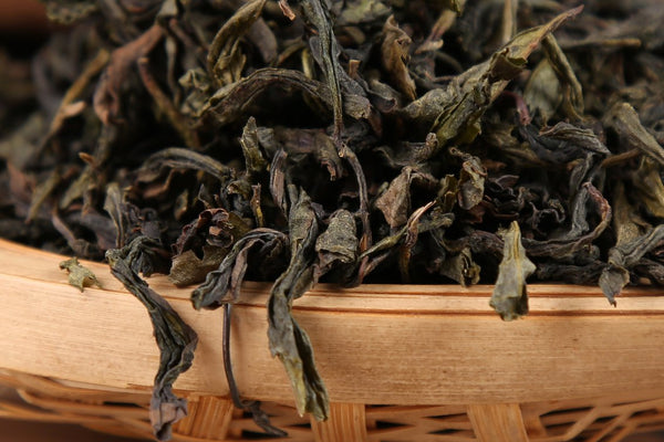 Wild Da Hong Pao Rock Oolong Tea from Wu Yi Shan
