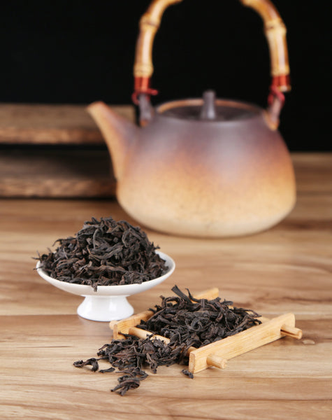 "Da Hong Pao ""Big Red Robe"" Wu Yi Shan Rock Oolong Tea"