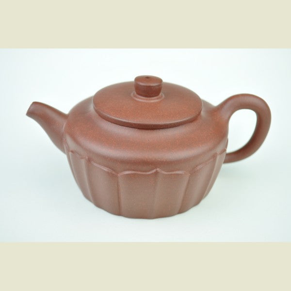 Lotus Flower Zhu Ni Clay Yixing Teapot * 140ml