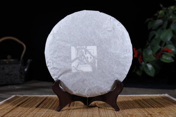 "2018 Yunnan Sourcing ""Hong Ni Tang"" Old Arbor Raw Pu-erh Tea Cake"