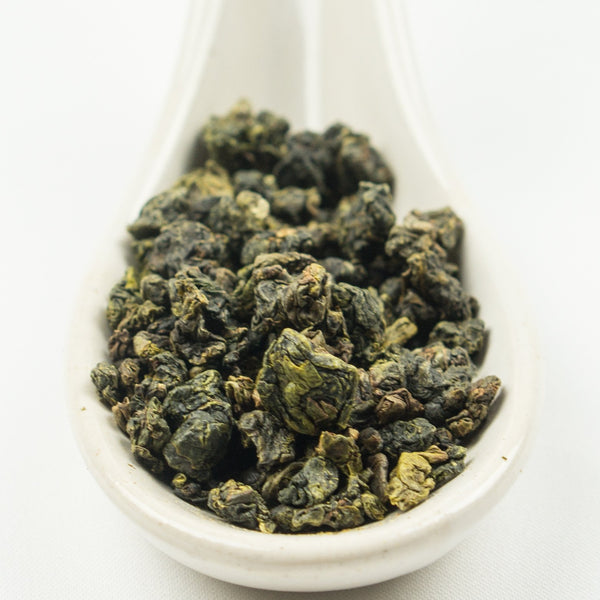 "Certified Organic Jin Xuan ""Golden Lily""  Oolong Tea"