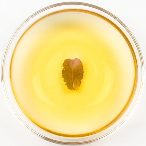 Certified Organic Si Ji Chun Oolong Tea
