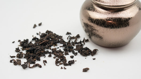 Certified Organic Heavy Roasted Dark Oolong Tea