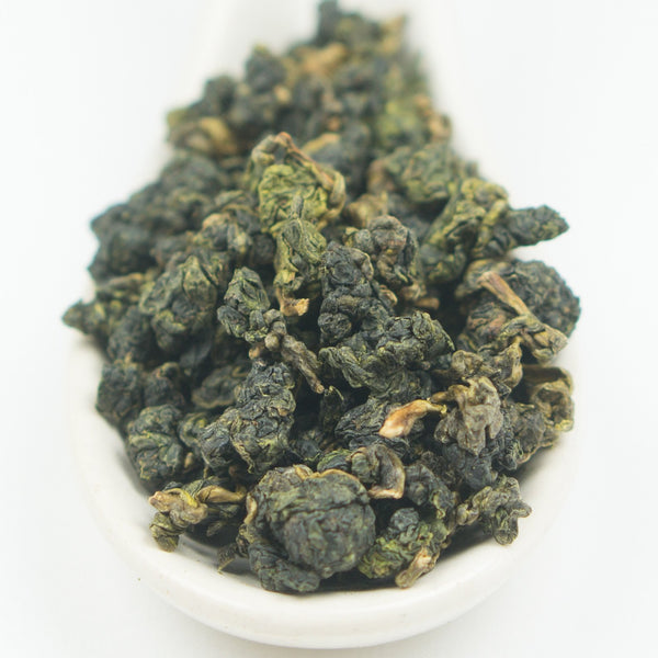 "Long Feng Xia Wu Shi Cai ""Emerald Gem"" Jade Oolong Tea - Spring 2017"