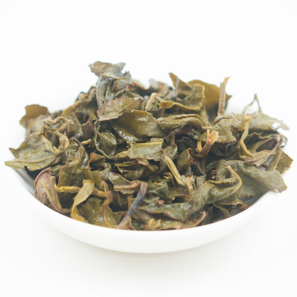 Bug Bitten Da Yu Ling 85K Jade Oolong Tea - Autumn 2017