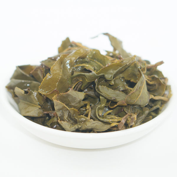 Da Yu Ling 89K Jade Oolong Tea – Autumn 2017