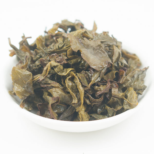 Wu Yi Varietal Organic Charcoal Roasted Oolong Tea - Winter 2017