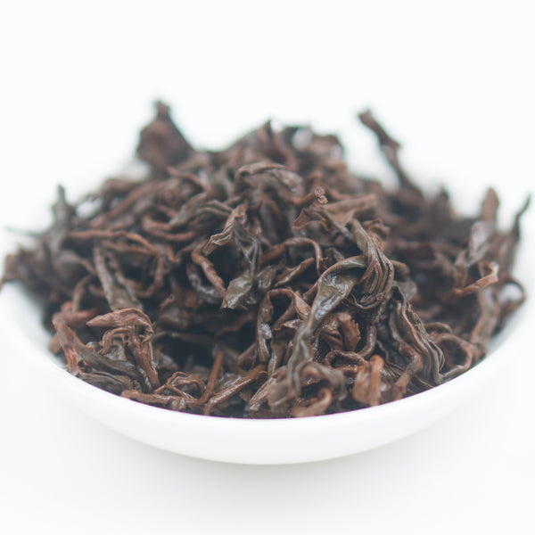"Luye Organic ""Longan Nectar"" Red Oolong Tea - Winter 2017"