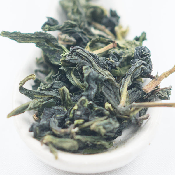 "Pinglin Organic ""Emperor Jade"" Baozhong Oolong Tea - Winter 2017"