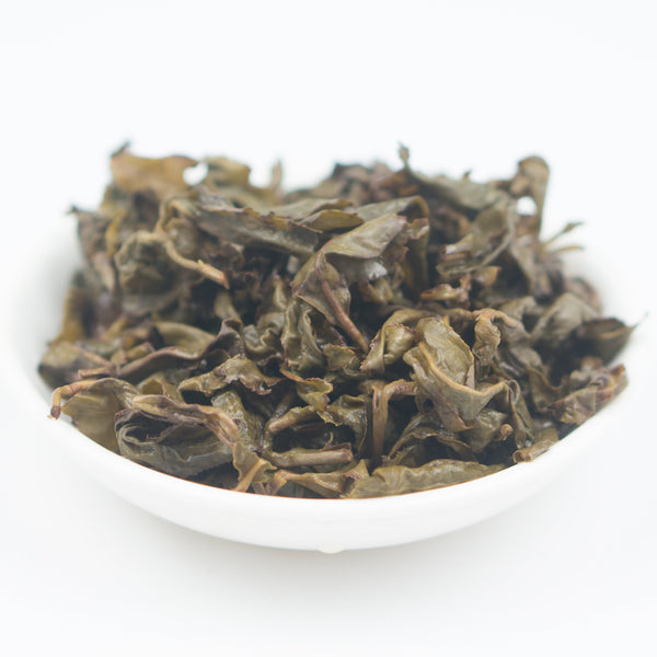 "Paguashan Wu Yi Organic ""Overlord"" Charcoal Roasted Oolong Tea - Winter 2017"