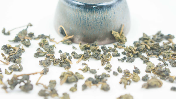"Gaofeng Organic ""Citrus Noon"" Oolong Tea"