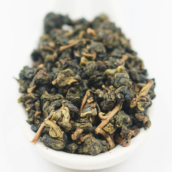 "Zhushan Organic ""Tall Tree"" Light Roasted Oolong Tea - Spring 2018"