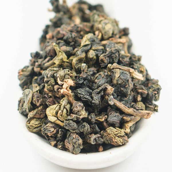 "Zhushan Organic ""Milk Tree"" Light Roasted Oolong Tea - Spring 2018"
