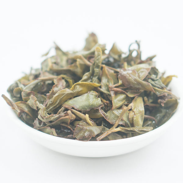 "Jingualiau Organic Hong He ""Golden Melon"" Baozhong Oolong Tea - Winter 2018"