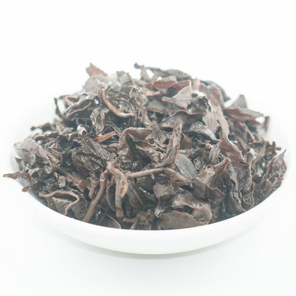 "Luye Natural Farming Qing Xin ""Roselle Nectar"" Red Oolong Tea - Winter 2018"