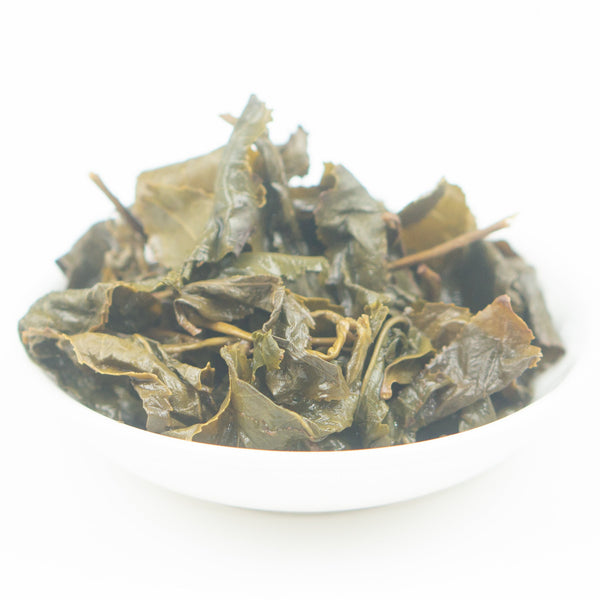 "Meishan Natural Farming Jin Xuan ""Golden Toad"" Oolong Tea - Spring 2019"
