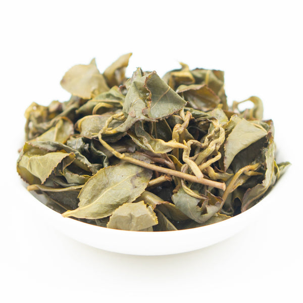 "Nanshan Organic Qing Xin ""Oriental Lotus"" Oolong Tea - Winter 2019"