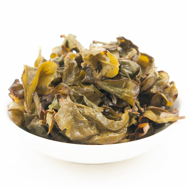 "Linkou Organic Bai Wen ""Honey Sparrow"" Oolong Tea - Winter 2019"