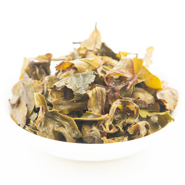 "Mingjian Organic ""Frosty Spring"" Oolong Tea - Winter 2019"
