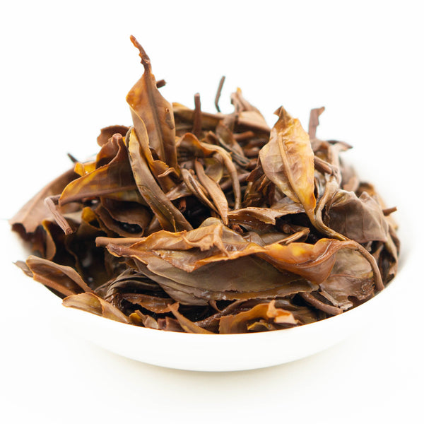 "Mingjian Organic #18 ""Ruby Lion"" Black Tea - Winter 2019"
