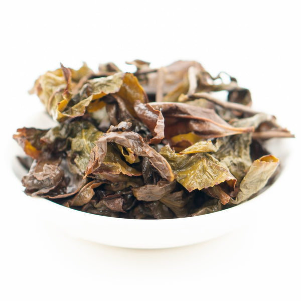Meishan Natural Farming Jin Xuan Bug Bitten GABA Oolong Tea