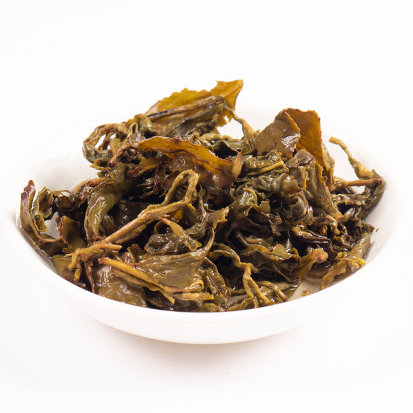 "Fanbaoshan Organic ""Pacific Breeze"" Bug Bitten Oolong Tea"