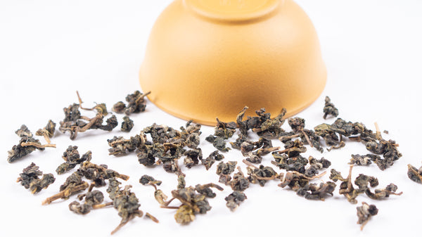 "Zhushan Organic Jin Xuan ""Maiden Nectar"" Bug Bitten Oolong Tea - Winter 2020"