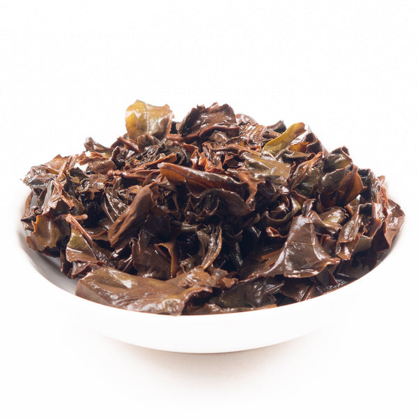 "Manjhou Natural Farming ""Frost Harbor"" Oolong Tea - Winter 2020"