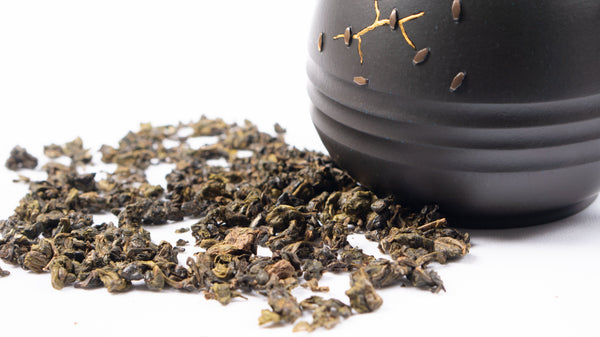 "Yuli Organic Big Leaf ""Dark Land"" Bug Bitten Oolong Tea - Winter 2020"