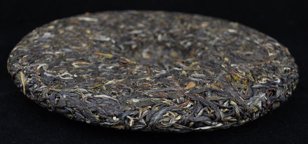2014 Yunnan Sourcing Bang Dong Village Raw Pu-erh Tea Cake
