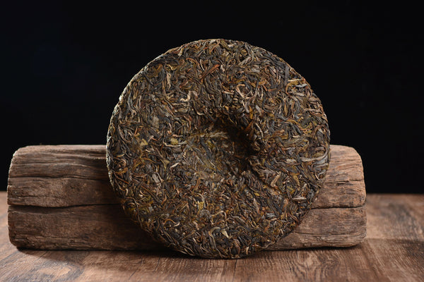 "2019 Yunnan Sourcing ""Autumn Nan Po Zhai"" Ancient Arbor Raw Pu-erh Tea Cake"