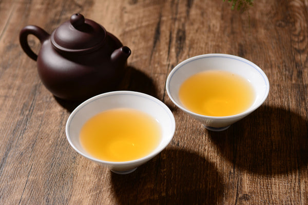 "2019 Yunnan Sourcing ""Autumn Bang Dong Zi Cha"" Purple Raw Pu-erh Tea Cake"