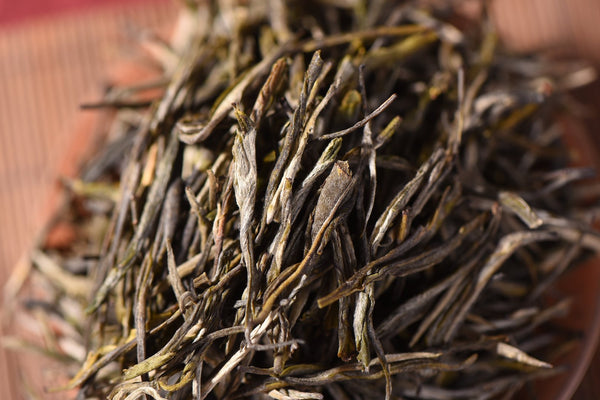 "Yunnan ""Pine Needles"" Green Tea from Mengku"
