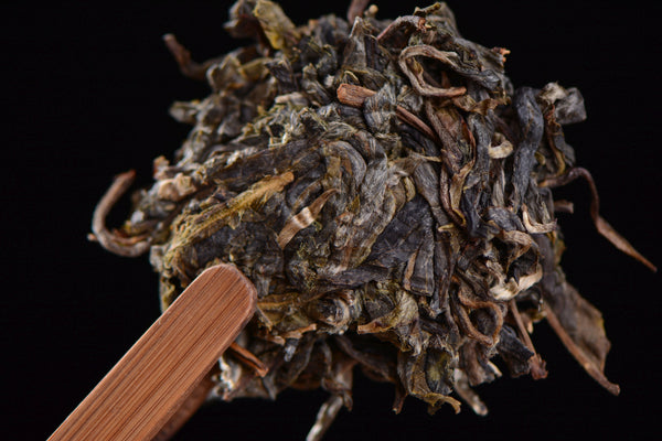 "2019 Yunnan Sourcing ""Long Tang Gu Shu"" Old Arbor Raw Pu-erh Tea Cake"