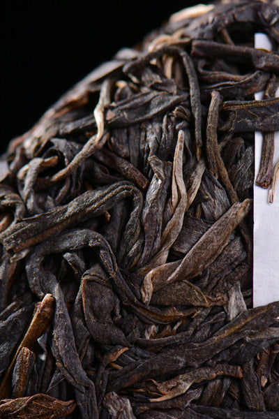 "2019 Yunnan Sourcing ""Bu Lang Secret Garden"" Raw Pu-erh Tea Cake"