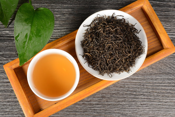 Wild Jin Jun Mei Black Tea from Wu Yi Mountains