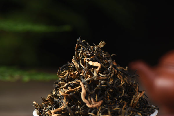 Traditional Process Dian Hong Black Tea of Feng Qing