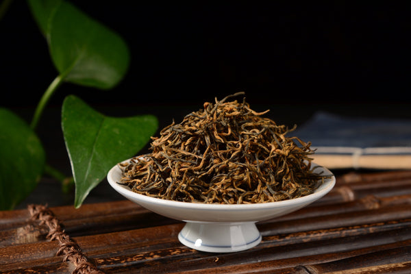 Premium Grade AA Jin Jun Mei Fujian Black Tea of Wu Yi Shan