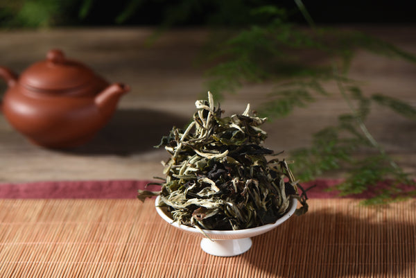 Yunnan Yue Guang Bai Air-Dried White Tea