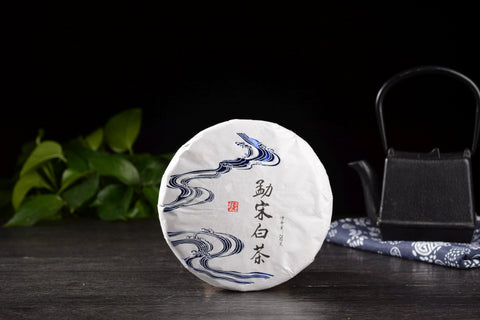 "2019 Cha Nong Hao ""Meng Song Village"" White Tea Cake"